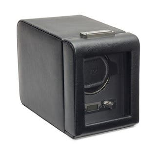 WOLF Viceroy Black Faux Leather Single Watch Winder|https://ak1.ostkcdn.com/images/products/7315946/P14785344.jpg?impolicy=medium