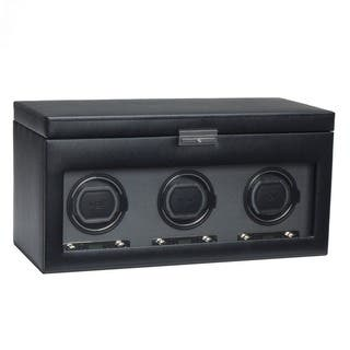 WOLF Viceroy Module 2.7 Triple Watch Winder|https://ak1.ostkcdn.com/images/products/7315958/P14785345.jpg?impolicy=medium