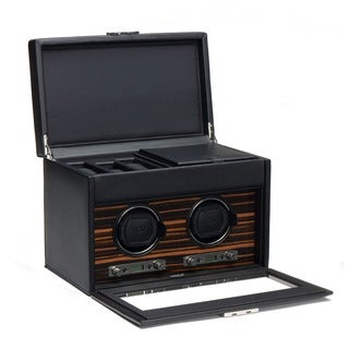 WOLF Roadster Module 2.7 Double Watch Winder