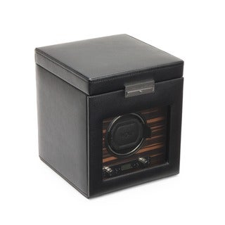 Link to WOLF Roadster Module 2.7 Single Watch Winder Similar Items in Men's Watches
