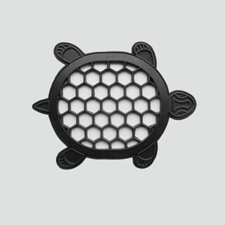 Rubber Turtle Trivet/ Stepping Stone