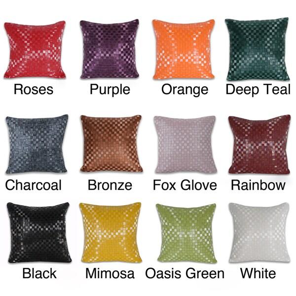 Mario Lorenz Sorel 12x12-inch Pillow