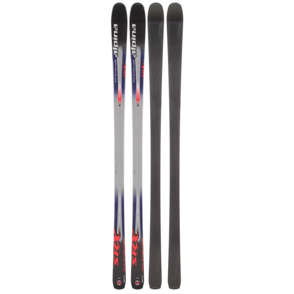 Alpina Men's SRX 180cm Skis
