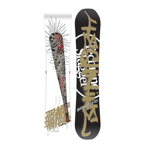 Technine Men's White Re-Enforcer 152 Snowboard