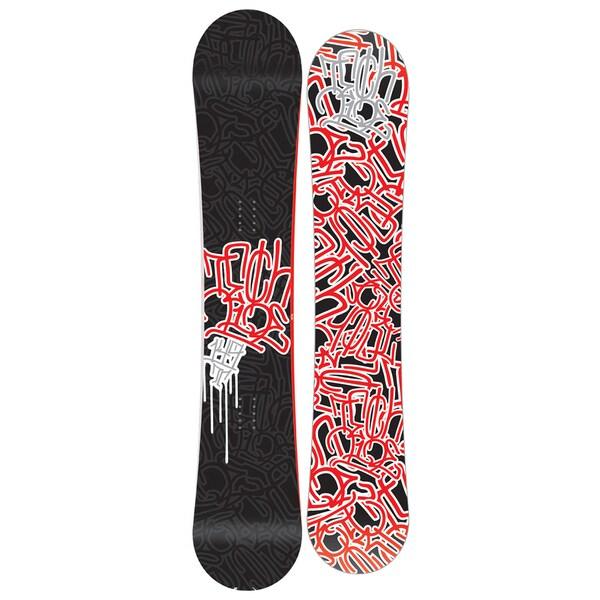 Technine Men's Split T Wide Black 153 Snowboard