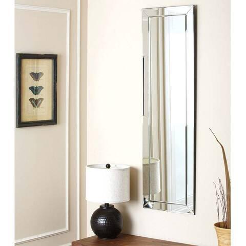 Loft Modern Rectangle Wall Mirror