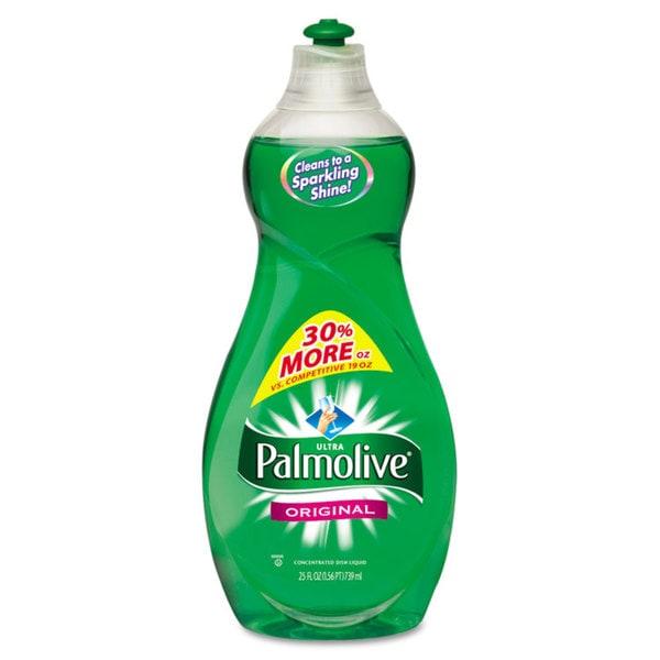 Ultra 25 Ounce Bottles Palmolive Dishwashing Liquid (12 Count)
