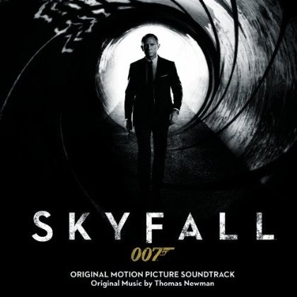 Original Motion Picture Soundtrack - Skyfall (Thomas Newman)