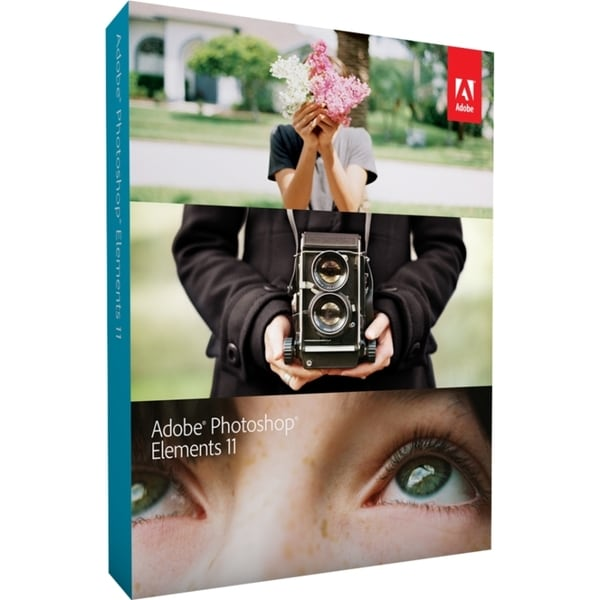 Adobe Photoshop Elements v.11.0 - Complete Product - 1 User - Standar