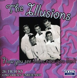 Illusions - Now You See Them Now You Don't