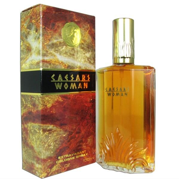 Caesars Woman Extravagant 3 3-ounce Eau de Cologne Spray