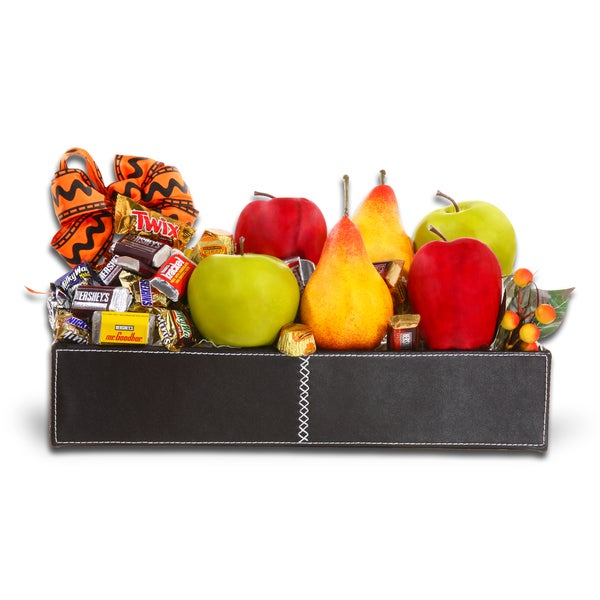 Alder Creek Gift Baskets Halloween Snacks and Treats