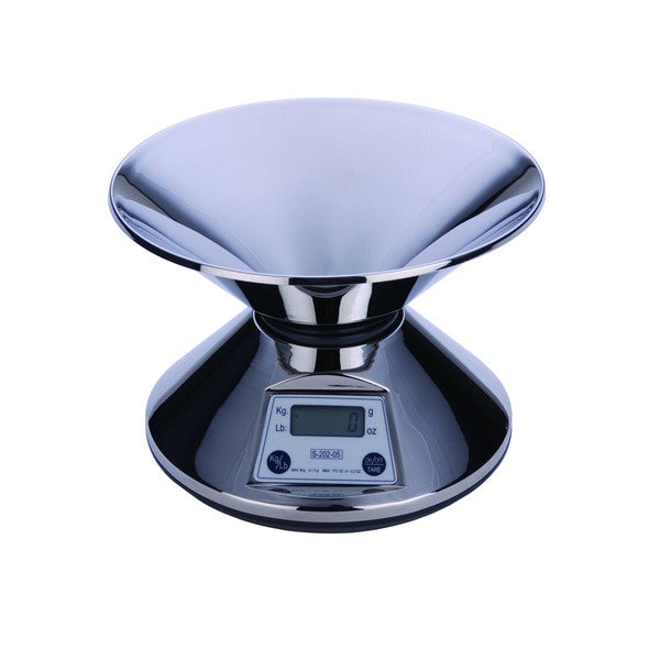 Digital 11 Pound Stainless Steel Scale