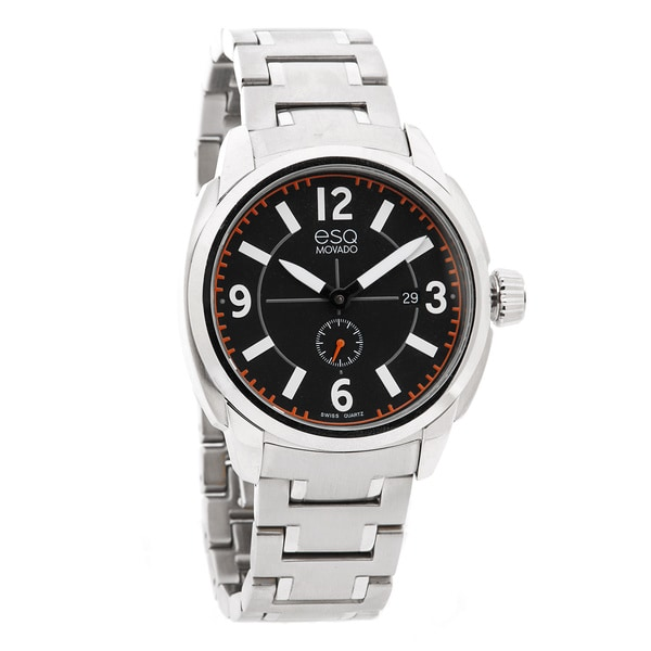 ESQ Movado Men's Stainless Steel Watch