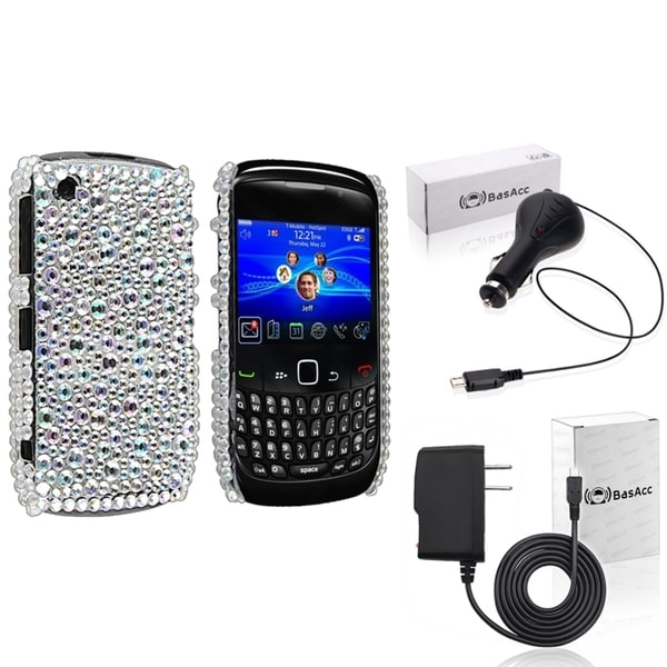BasAcc Case/ Travel/ Car Charger for BlackBerry Curve 8520