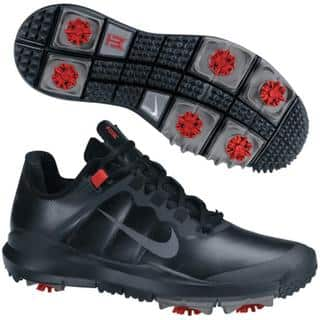 Nike Golf TW '13 Men's Black Golf Shoes|https://ak1.ostkcdn.com/images/products/7317908/Nike-Mens-TW-13-Golf-Shoes-P14786836.jpg?impolicy=medium