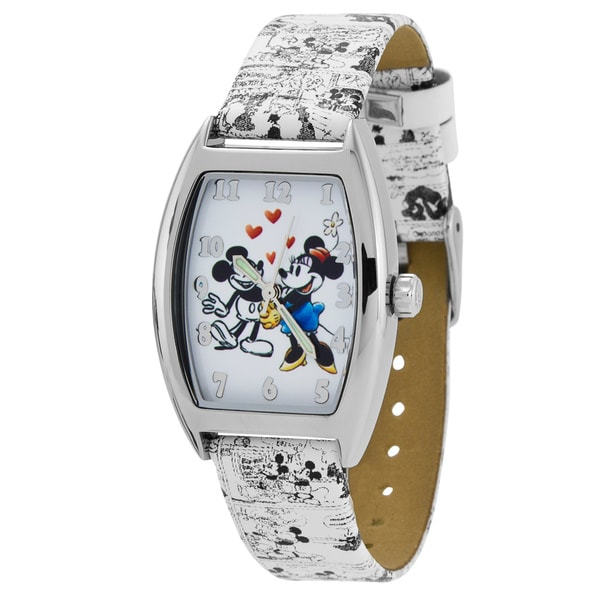 Ingersoll Women's Disney Mickey and Minnie Mouse Watch