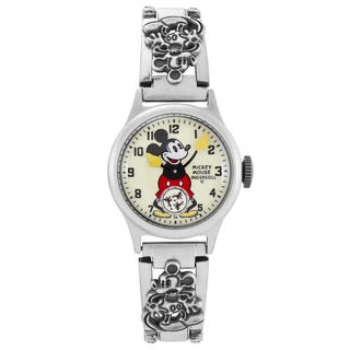 Shop Ingersoll Women S Disney Mickey Mouse Watch Free