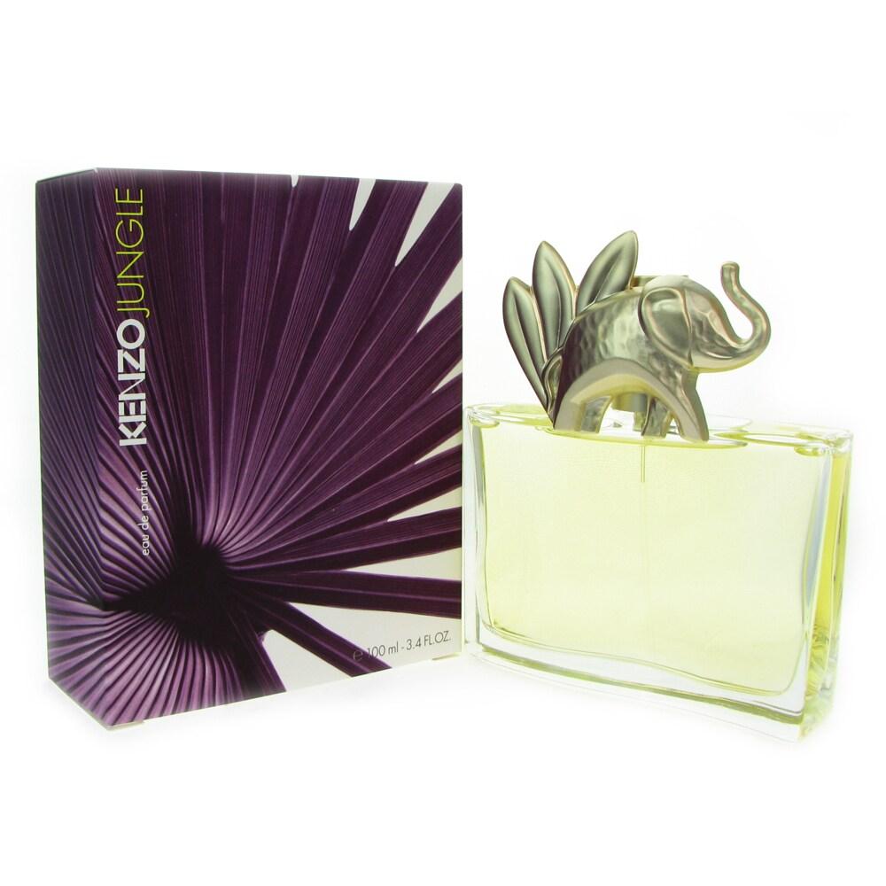 Kenzo Jungle Women's 3.4-ounce Eau de Parfum Spray (3.4-o...