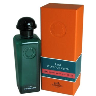 Hermes Eau d'Orange Verte Men's 3.3-ounce Cologne Spray