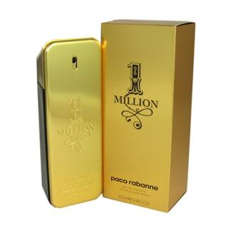 Paco Rabanne 1 Million Men's 3.4-ounce Eau de Toilette Spray
