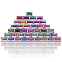 Shany Mineral Eye Sparkle 40 Color Stackable Eyeshadow Jars