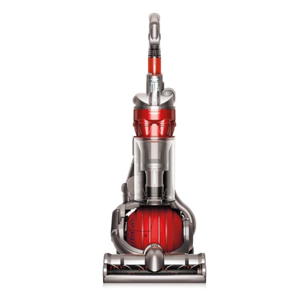 Dyson Red Dc24 Upright Multi Floor Vacuum Cleaner