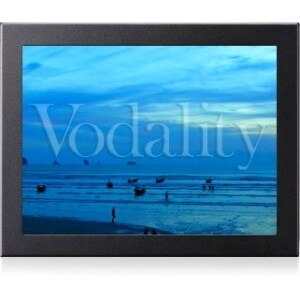 "Vodality VC1040R 10.4"" All-In-One Metal Wall Mount"