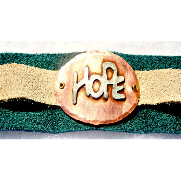 My Three Metals 'Hope' Bracelet