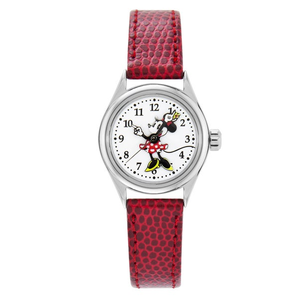 Ingersoll Disney Minnie Mouse Red Watch