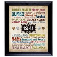 American Coin Treasures 'Year to Remember A Celebration in Time!' Frame