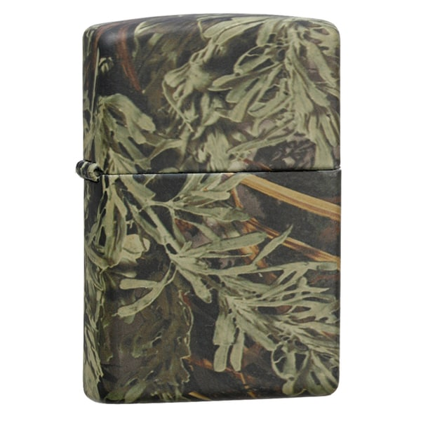 Zippo High Definition Realtree Camo Pattern Ligher