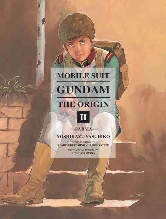 Mobile Suit Gundam the Origin 2: Garma (Hardcover)