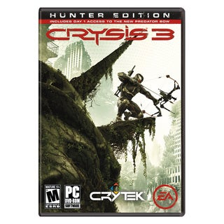 PC -  Crysis 3 Hunter Edition