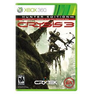 Xbox 360 - Crysis 3 Hunter Edition