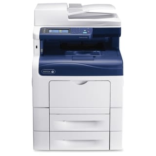Xerox WorkCentre 6605N Laser Multifunction Printer - Color - Plain Pa