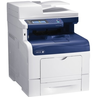 Xerox WorkCentre 6605DN Laser Multifunction Printer - Color - Plain P