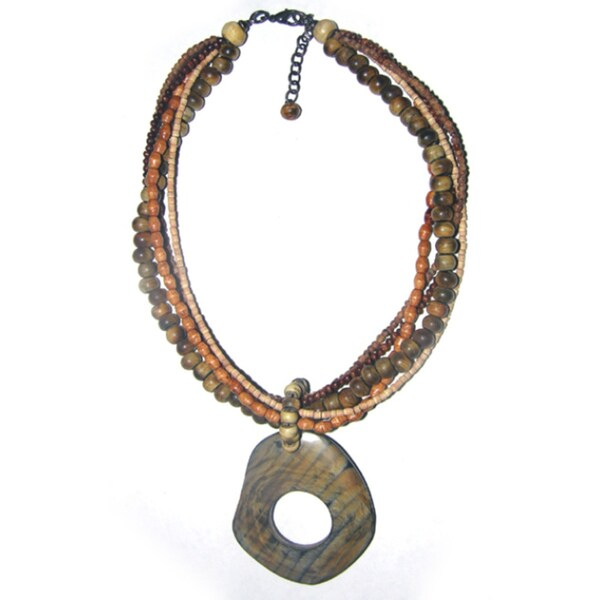 Handmade Timeless Naturals Necklace (India)