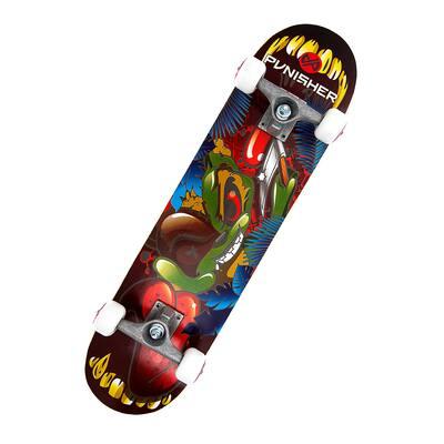 Punisher Skateboards Ranger 31.5-inch Complete Skateboard
