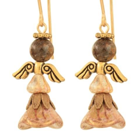 Ardent Angel Earrings