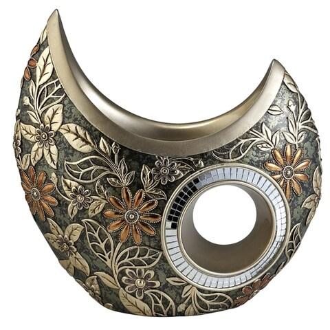Chrysanthemum Decorative Vase