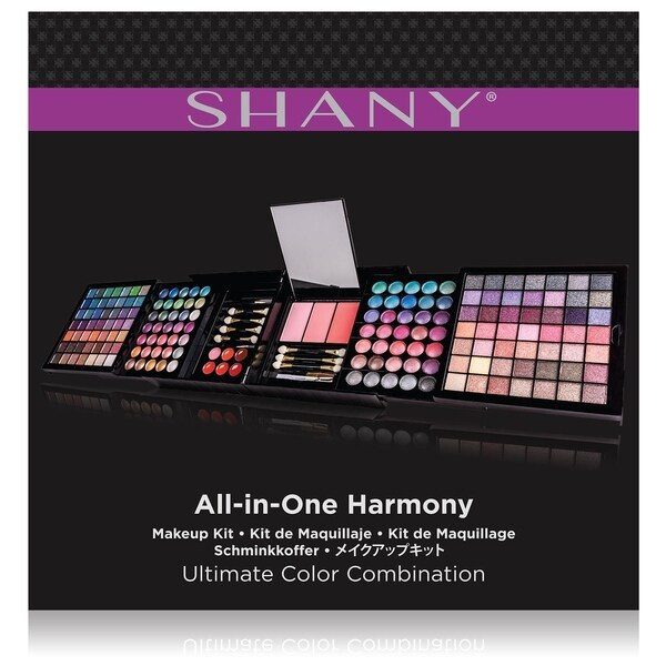 shany makeup kit. shany cosmetics all-in-one harmony makeup kit - multi-color free shipping on orders over $45 overstock.com 14790431 shany m