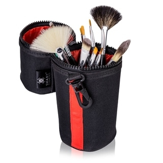 Shany Urban Gal 15-piece Vegan Makeup Brush Travel Kit
