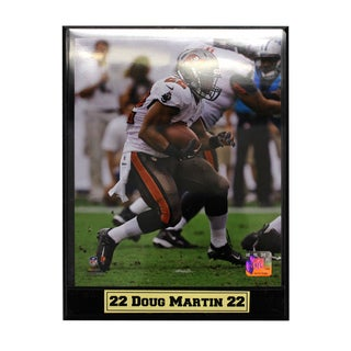 Encore Select Doug Martin Tampa Bay Buccaneers Photo Plaque