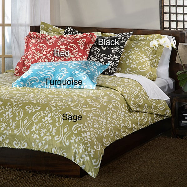 Sicily 3-Piece Duvet Cover Set