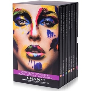 Link to SHANY The Masterpiece 7 Layers All In One Makeup Set - HOLIDAY GIFT SET - MULTI-COLORED Similar Items in Makeup