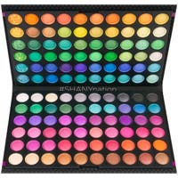 SHANY 120 Colors Eye Shadow Palette
