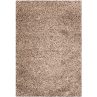 Safavieh California Cozy Plush Taupe Shag Rug (More options available)