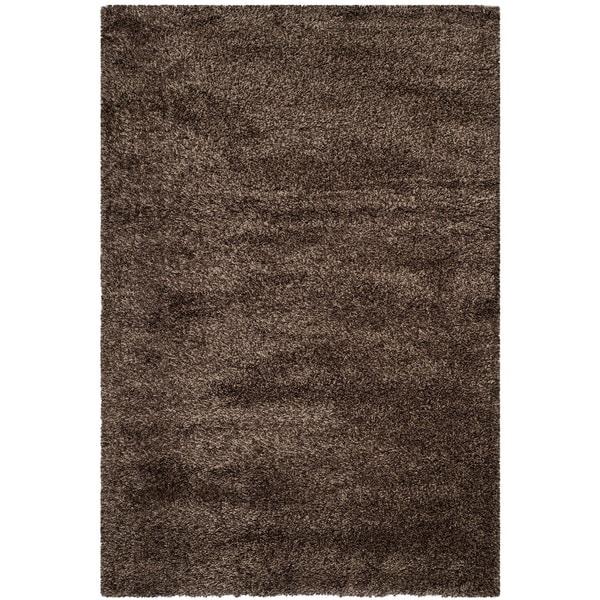 safavieh california cozy plush mushroom shag rug free shipping today