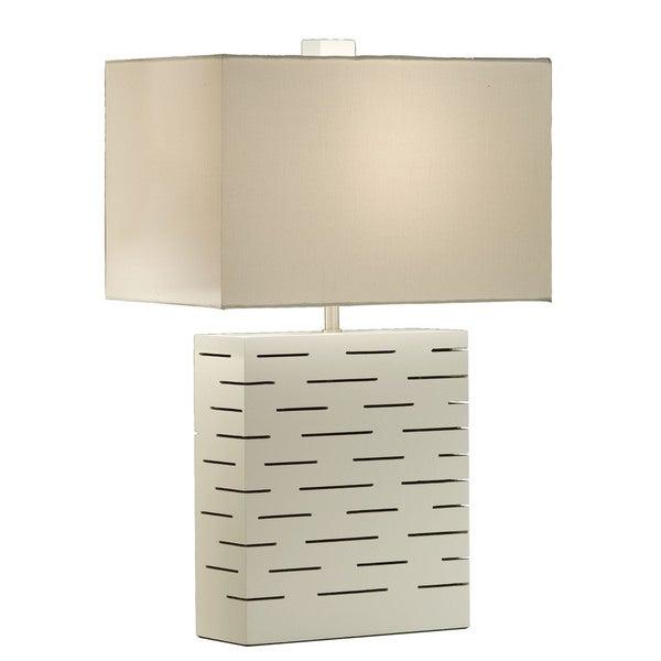 Rift Reclining Table Lamp